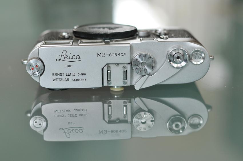 Leica M3 (overview, 1954-1966) - johanniels com